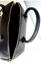 Torebka czarna kuferek